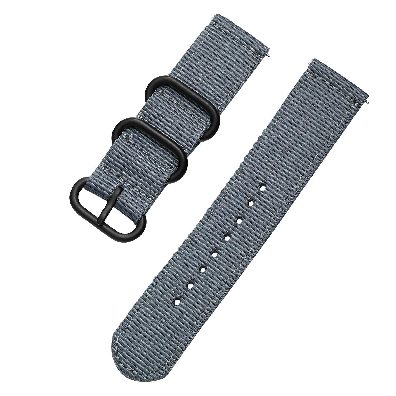 Handodo Nylon Pásek pro Samsung Gear 42mm Grey (EU Blister)