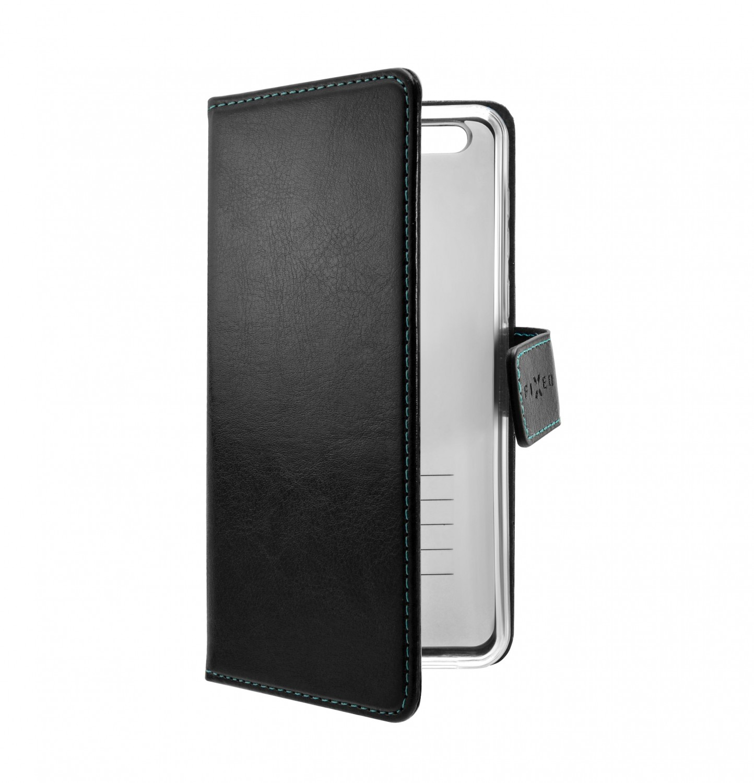 FIXED Opus flipové pouzdro pro Sony Xperia 10, černé