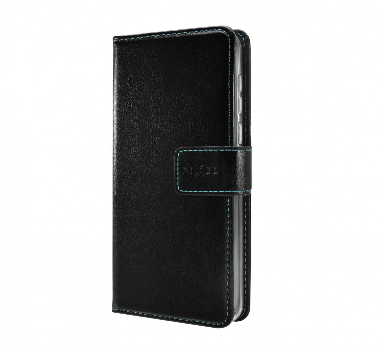 FIXED Opus flipové pouzdro pro Samsung Galaxy A50, černé