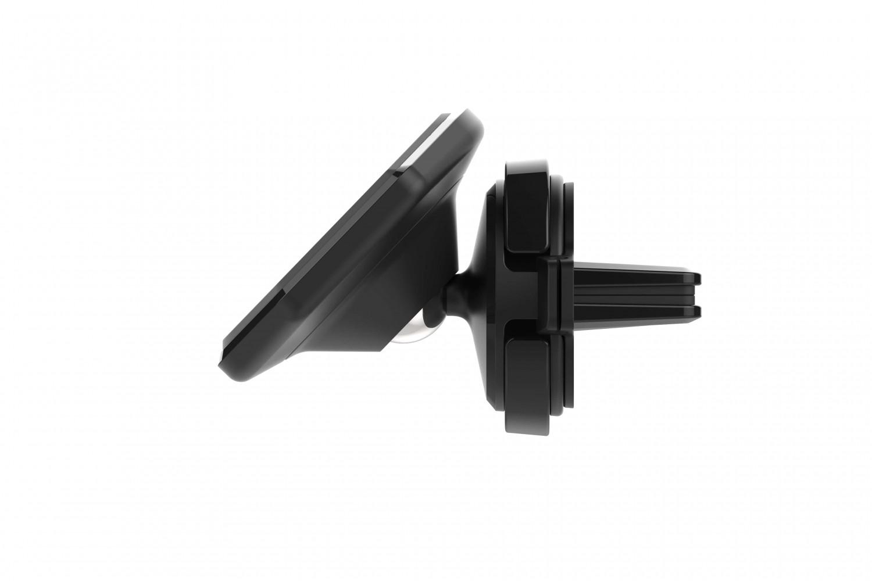 Magnetický držák FIXED IconAir Vent do ventilace s kloubem, černý