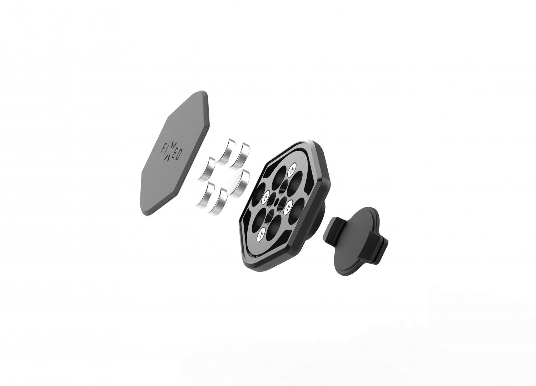 Magnetický držák FIXED IconDash na palubní desku, černý