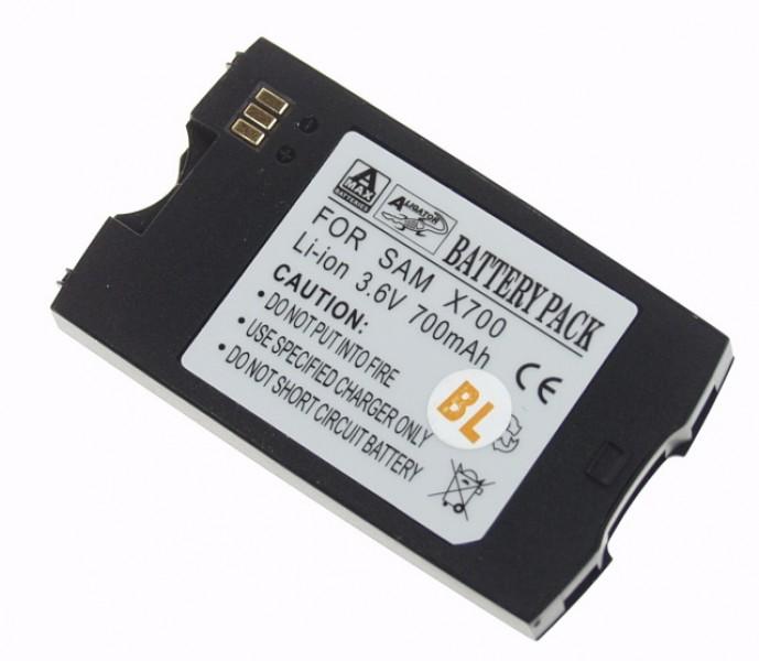 Baterie Aligator pro Samsung SGH-X700, Li-ION, 700 mAh, kompatibilní