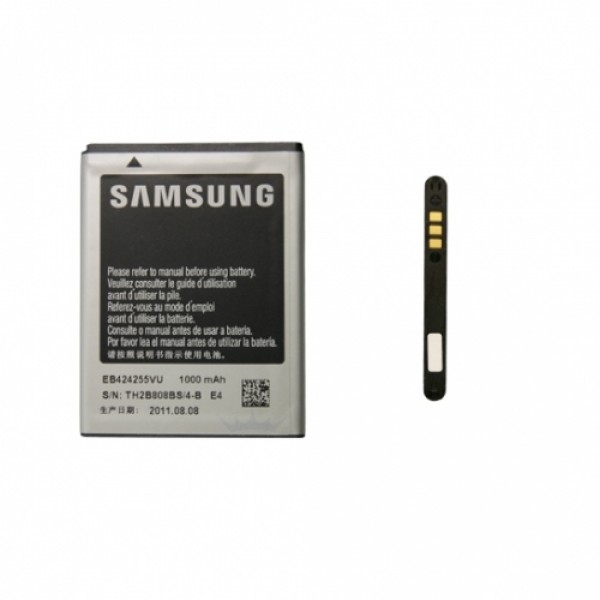 Baterie EB424255VU pro Samsung C5530, 1000mAh, Li-Ion, bulk, originální