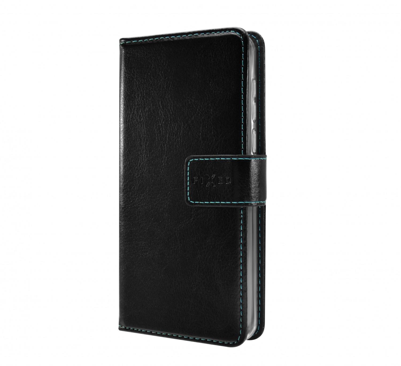 FIXED Opus flipové pouzdro pro Samsung Galaxy A70, černé