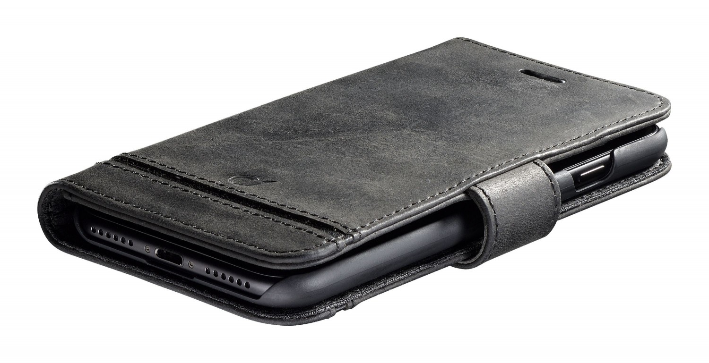 Cellularline Supreme flipové pouzdro pro Samsung Galaxy S10+, černé