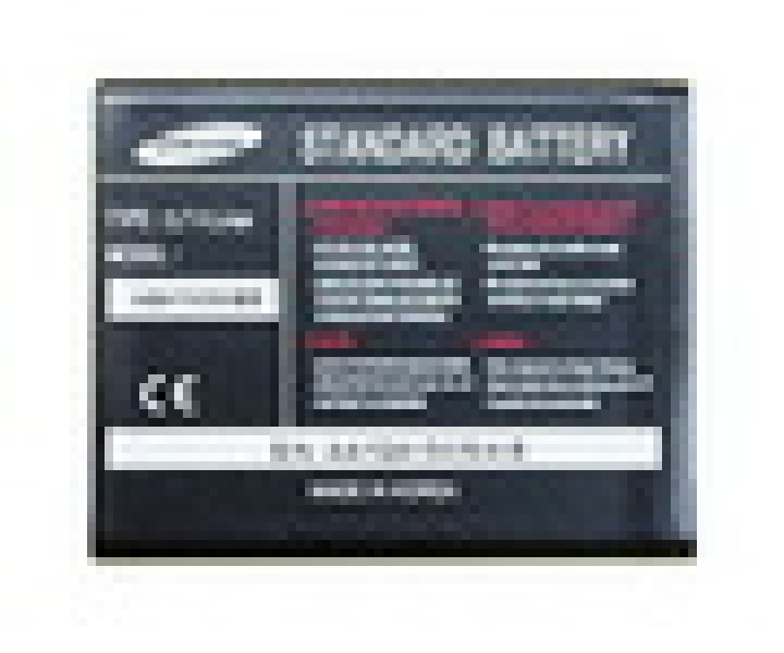 Baterie Samsung AB474350BE I8510 INNOV8/D780/G810/i550, Li-Ion, bulk, originální