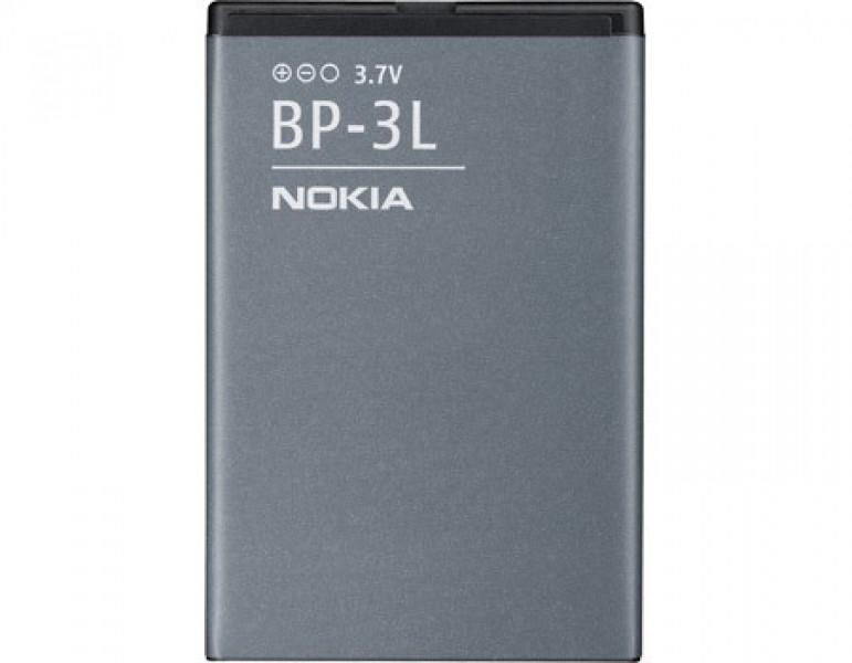 Baterie NOKIA BP-3L Lumia 710, Li-ION 1300mAh, bulk, originální