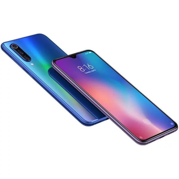 Xiaomi Mi 9 SE 6GB/64GB modrá