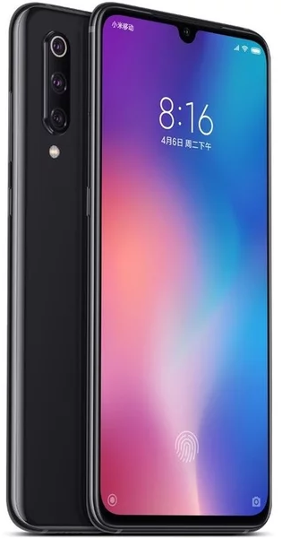 Xiaomi Mi 9 SE 6GB/128GB černá