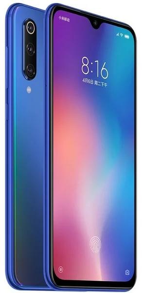 Xiaomi Mi 9 SE 6GB/128GB modrá