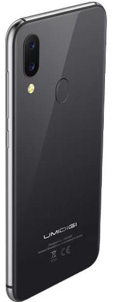 UMiDIGI A3 Pro 3GB/32GB šedá