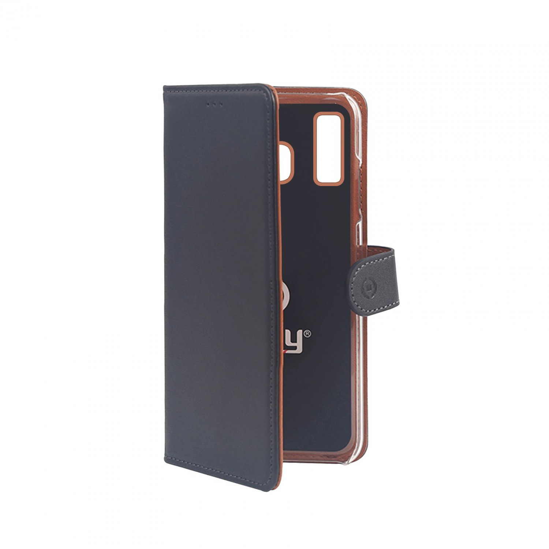 CELLY Wally flipové pouzdro pro Samsung Galaxy A40, černé