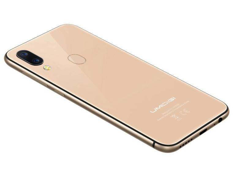 UMiDIGI A3 Pro 3GB/32GB zlatá