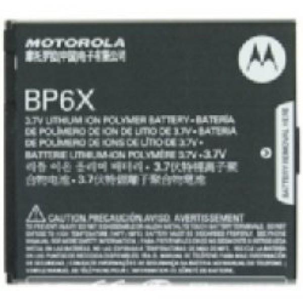 Baterie MOTOROLA BP6X A853 Milestone/A855 Droid, 1390mAh, Li-Pol, originální, bulk