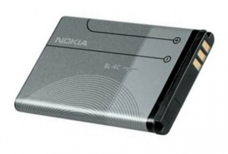 Baterie NOKIA BL-4C, 6100, Li-ION, bulk, originální