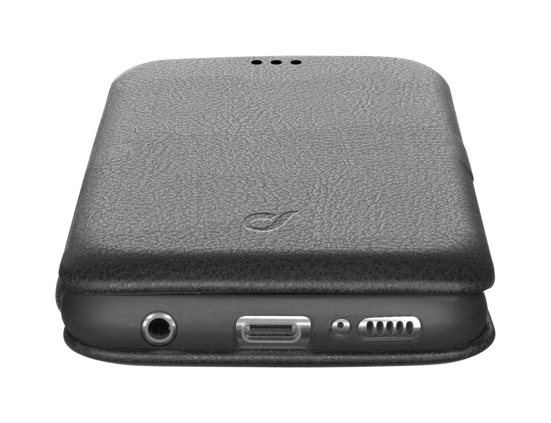 CellularLine Book Clutch flipové pouzdro pro Samsung Galaxy S10e, černé