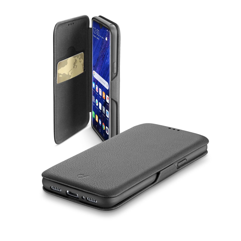 CellularLine Book Clutch flipové pouzdro pro Huawei P30 Pro, černé