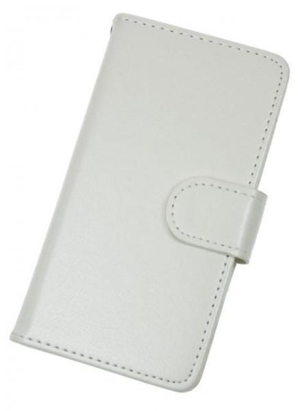 Flipové pouzdro BOOK ROTATION velikost S5050, White