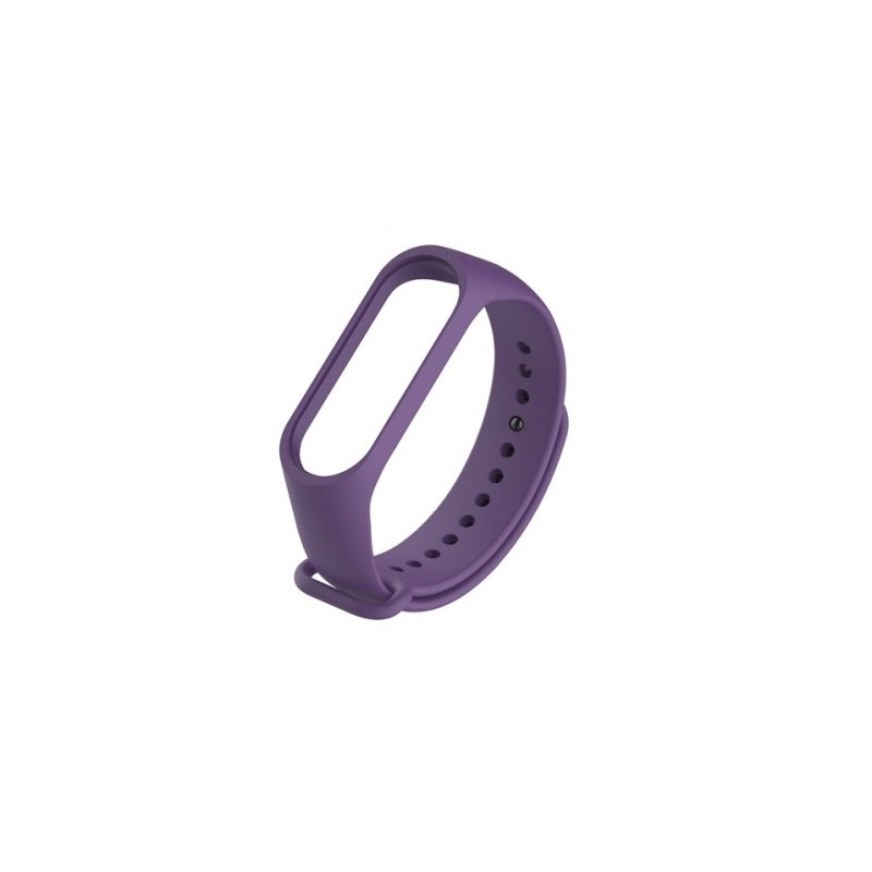 Miband 3 Replacement Strap (Purple)