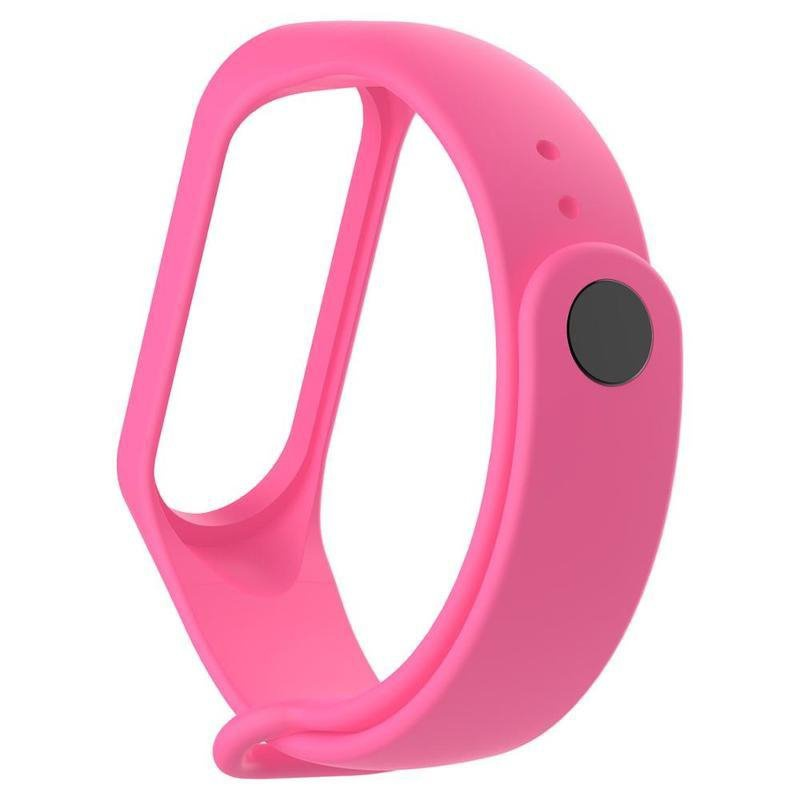 Miband 3 Replacement Strap (Pink)