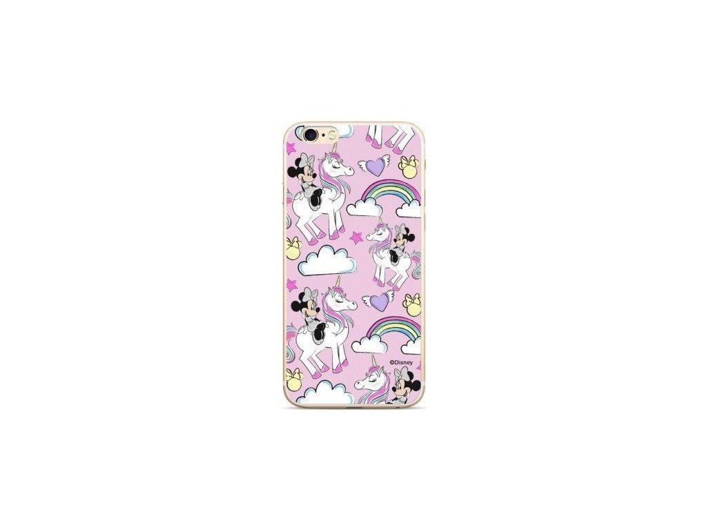 Zadni kryt Disney Minnie 037 pro Huawei P30 Lite, pink