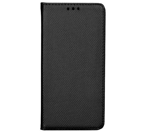 Smart Magnet flipové pouzdro pro Huawei Y6 2019, černá