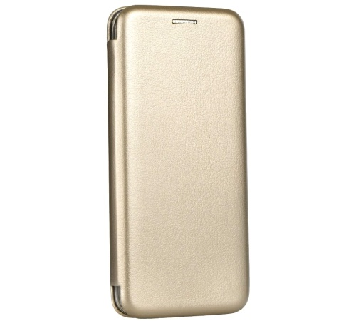Pouzdro Forcell Elegance pro Huawei Y6 2019, zlatá