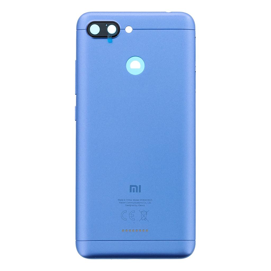 Kryt baterie Xiaomi Redmi 6 blue