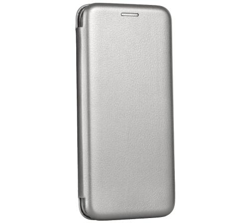 Flipové pouzdro Forcell Elegance pro Huawei Y6 2019, šedá