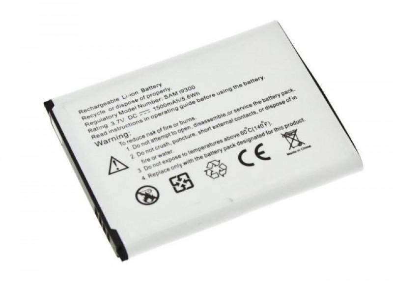 Baterie Samsung EB-L1G6 Galaxy SIII, Li-ION, 1500 mAh