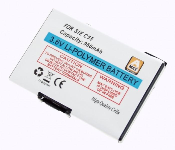 Baterie Siemens C55/A52/A/C/MC60/A65, Li-POL, 950 mAh