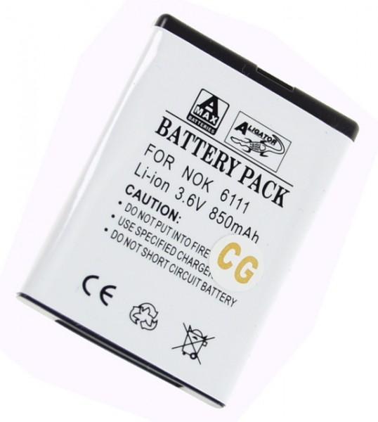 Baterie Nokia BL-4B, 6111/7370, Li-ION, 800 mAh