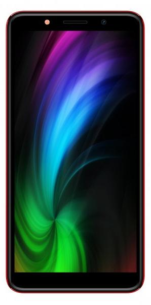 Aligator S6000 Duo 1GB/16GB červená