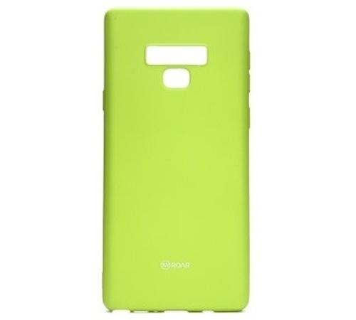 Kryt Roar Colorful Jelly pro Samsung Galaxy Note 9, limetková