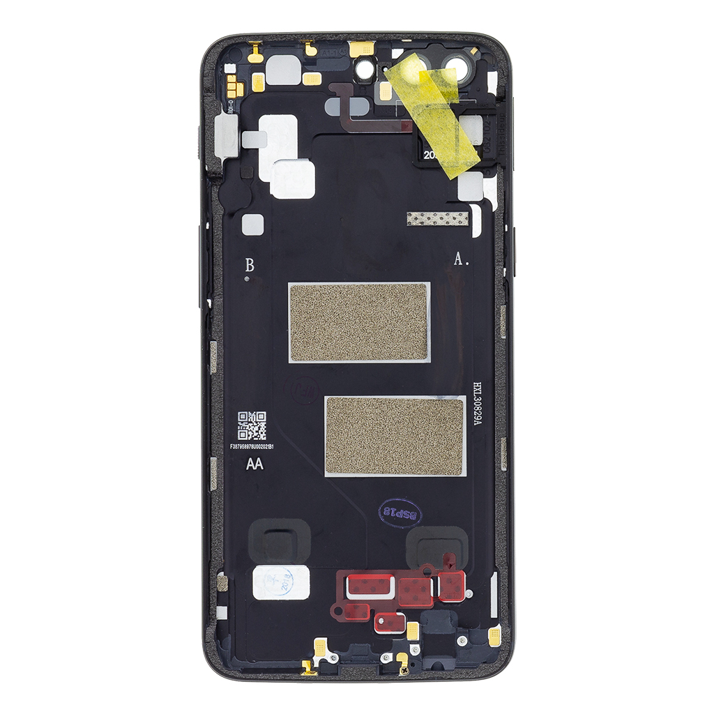 Kryt baterie One Plus 5 black