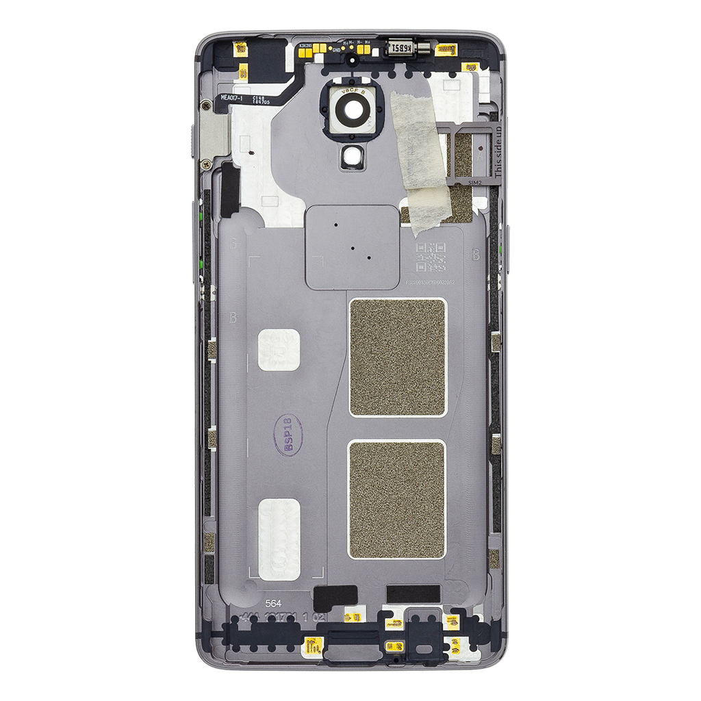 Kryt baterie One Plus 3 grey