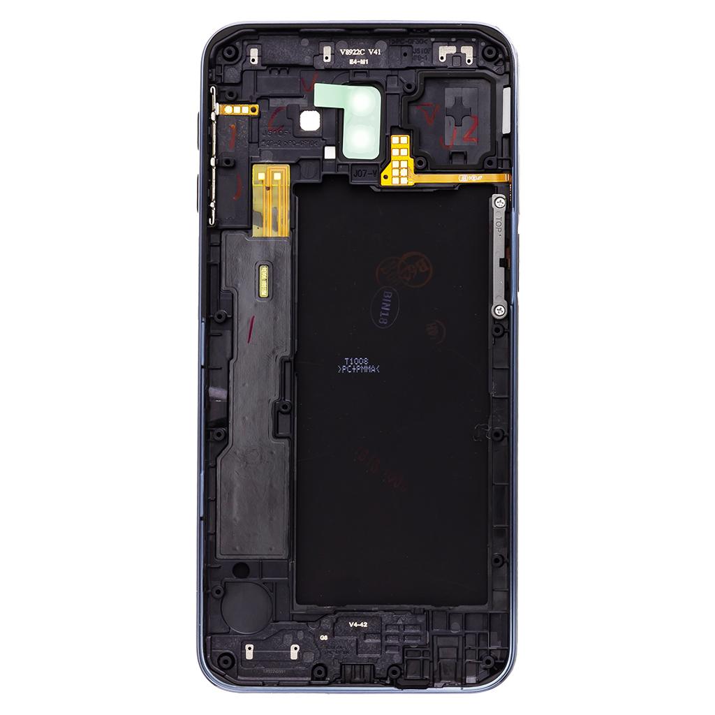 Kryt baterie Samsung Galaxy J6+ J610 black (Service Pack)