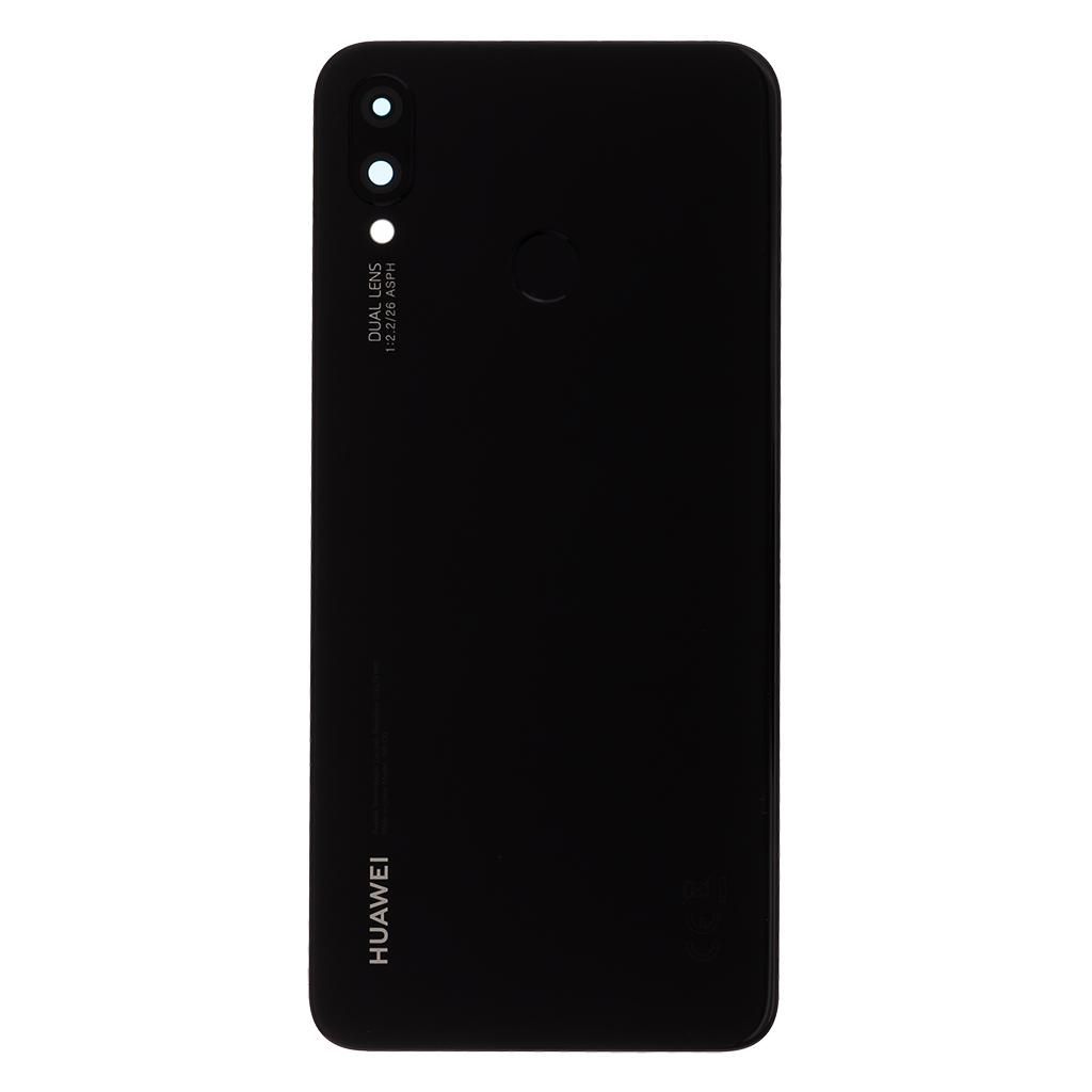 Kryt baterie Huawei Nova 3i black (Service Pack)