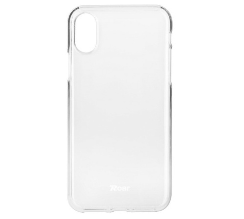Kryt ochranný Roar pro Samsung Galaxy A40, transparent