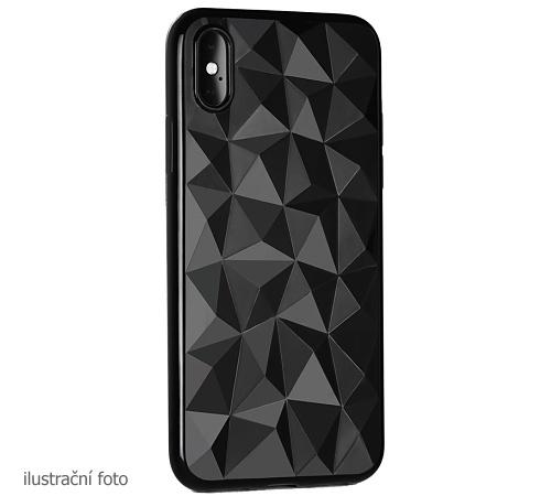 Kryt ochranný Forcell PRISM pro Huawei Y7 2019, černá
