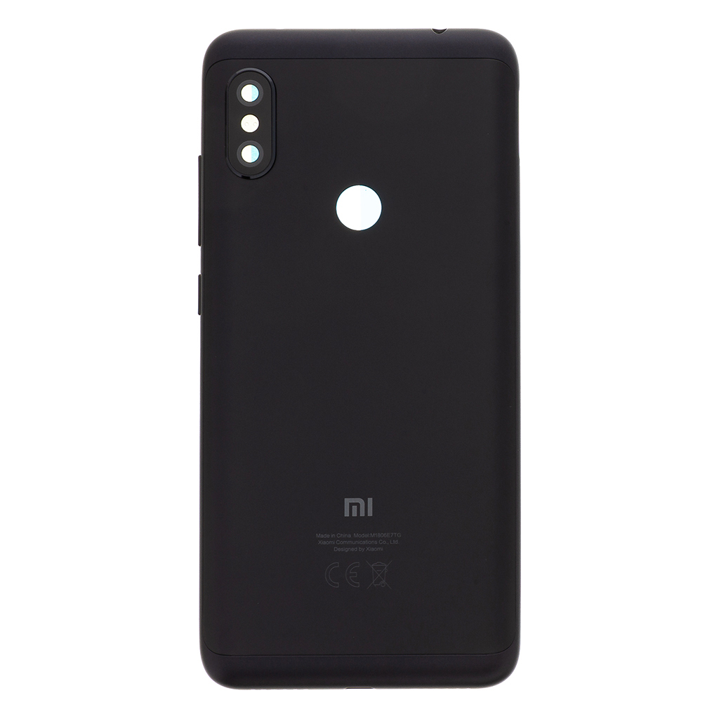 Kryt baterie Xiaomi Redmi Note 6 Pro black