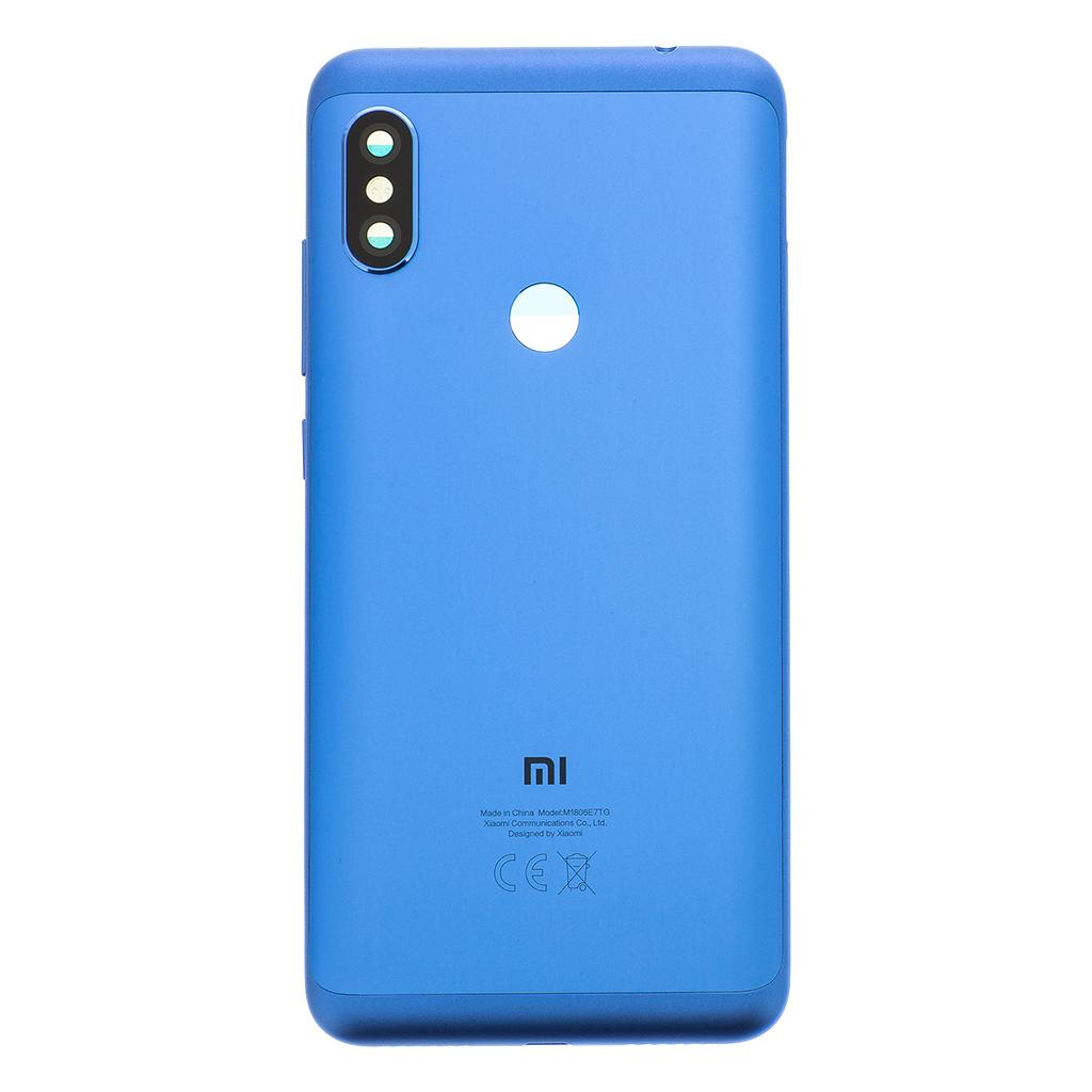 Kryt baterie Xiaomi Redmi Note 6 Pro blue