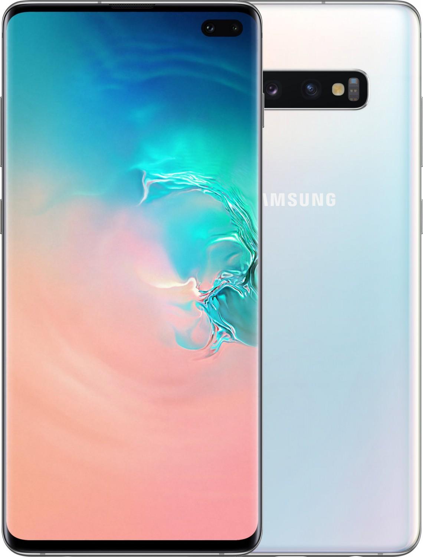 Samsung Galaxy S10+ 12GB/1TB bílá