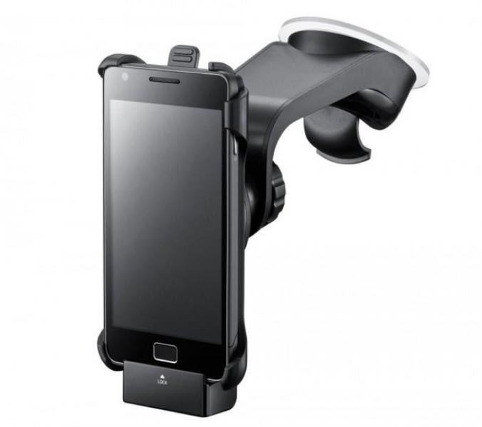 Držák do auta Samsung ECS-V1A2 pro Samsung Galaxy S2, originální