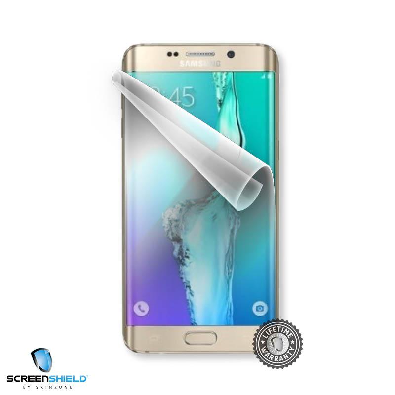 Ochranná fólie Screenshield™ pro Samsung Galaxy S6 Edge+
