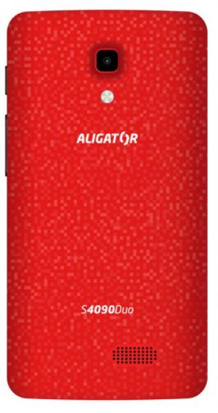 Aligator S4090 Duo 1GB/8GB červený
