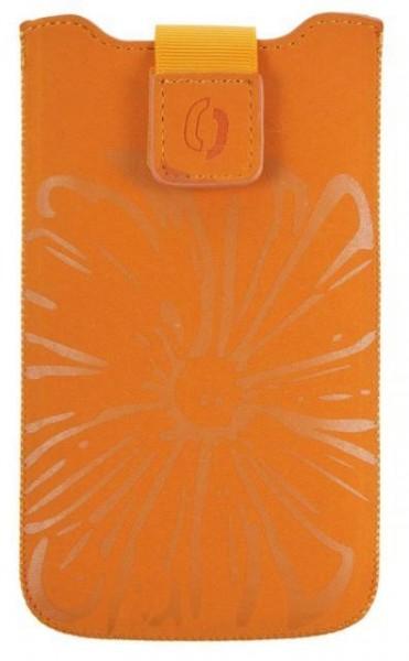 Pouzdro FRESH pro Samsung GALAXY S5 TEENS 07, orange