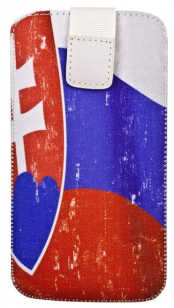 Pouzdro FRESH pro Samsung GALAXY S5 FLAG SVK