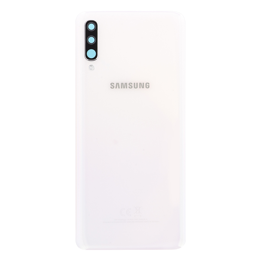 Kryt baterie Samsung Galaxy A70 white (Service Pack)