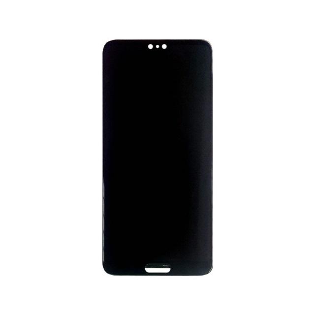 LCD + dotyk + přední kryt pro Huawei  Mate 20 Lite, black